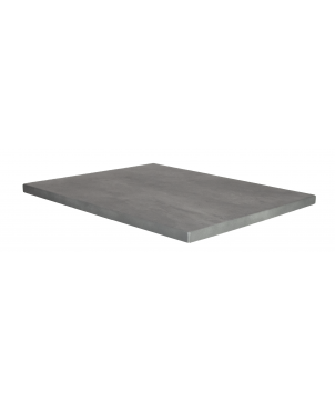 Tischplatte DL GREY, Technowood in Beton-Optik, verschiedene Formate