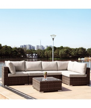 Modulares Outdoor Lounge System LIGNANO