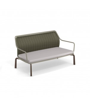 Design Outdoor Loungesofa CROSS, 4 Farbkombinationen