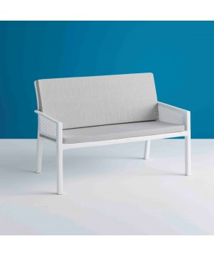 Outdoor Lounge Sofa MINUSH, 5 Farben